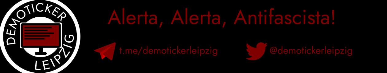 Demoticker Leipzig
